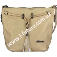 Женская сумка 840-1 Цвет Золото