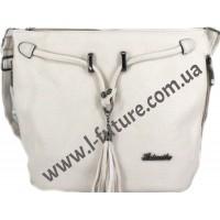 Женская сумка 840-1 Цвет Светлый Беж