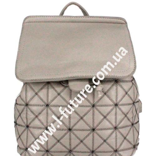 Женский рюкзак Арт. 915 Цвет Серый