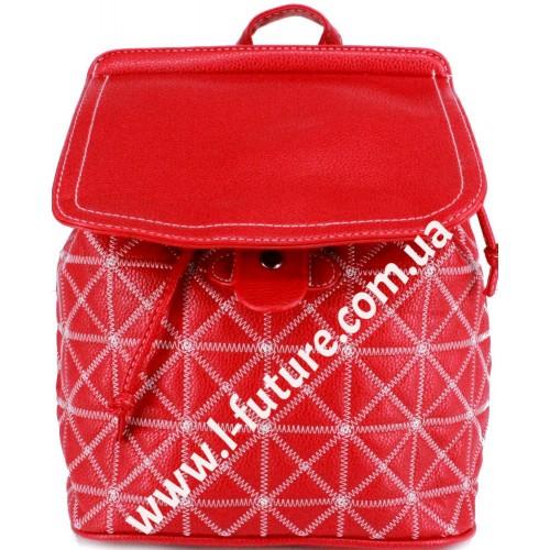 Женский рюкзак Арт. 915 Цвет Красный