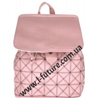 Женский рюкзак Арт. 915 Цвет Пудра