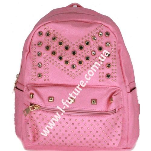 Женский рюкзак Арт. 802 Цвет Розовый