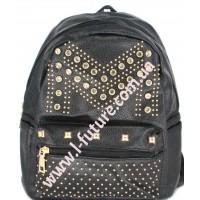 Женский рюкзак Арт. 802 Цвет Чёрный