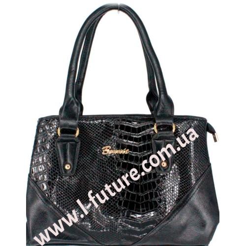 Женская Сумка Арт. 5865-3 Цвет Чёрный