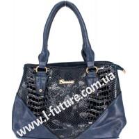 Женская Сумка Арт. 5865-3 Цвет Синий
