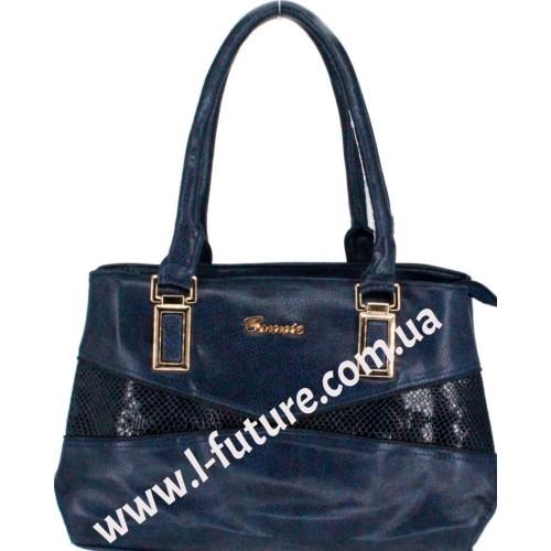 Женская Сумка Арт. 5865-2 Цвет Синий