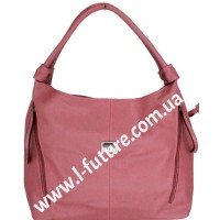 Женская сумка Арт. 1711-4  Цвет Терракот