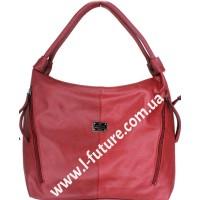 Женская сумка Арт. 1711-4 Цвет Бордо