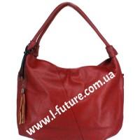 Женская сумка Арт. 1722  Цвет Бордо