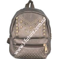 Женский рюкзак Арт. 9003 Цвет Бронза