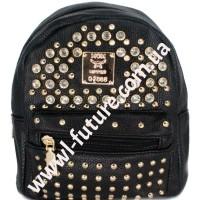 Женский рюкзак Арт. 9003-2 Цвет Чёрный