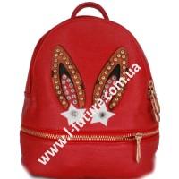 Женская Сумка-Рюкзак Арт. 609 Цвет Бордо