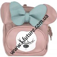 Женский рюкзак Арт.В 018 Цвет Розовый