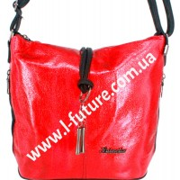 Женская Сумка Арт. 838-2 Цвет Красный