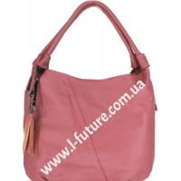 Женская сумка Арт. 1722  Цвет Терракот