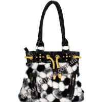 Женская сумка Арт. 101 Цвет Чёрный