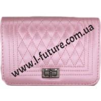 Женский Клатч Арт.8809-2 Цвет Розовый