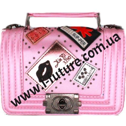 Женский Клатч Арт.8816-2 Цвет Розовый