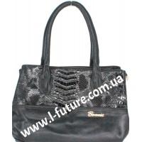 Женская Сумка Арт. 5865-5 Цвет Чёрный