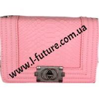 Женский Клатч Арт.8816-3 Цвет Розовый