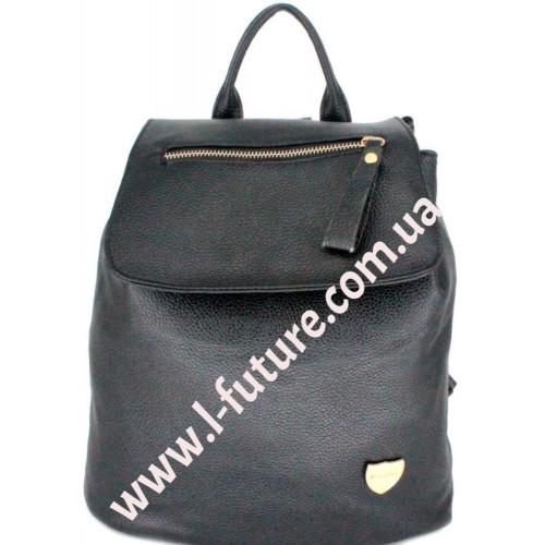 Женский рюкзак Арт.1994-8 Цвет Чёрный