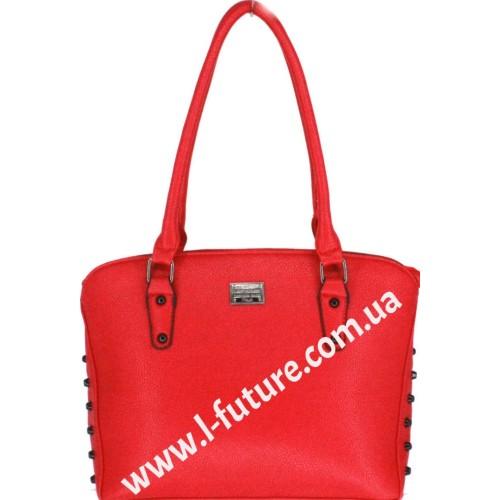 Женская Сумка Арт. 1707 Цвет Красный