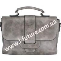 Женская сумочка арт 026.Цвет Серый