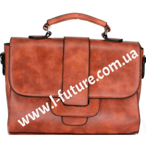 Женская сумочка арт 026.Цвет Рыжий