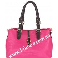 Женская Сумка Арт. 222 Цвет Розовый
