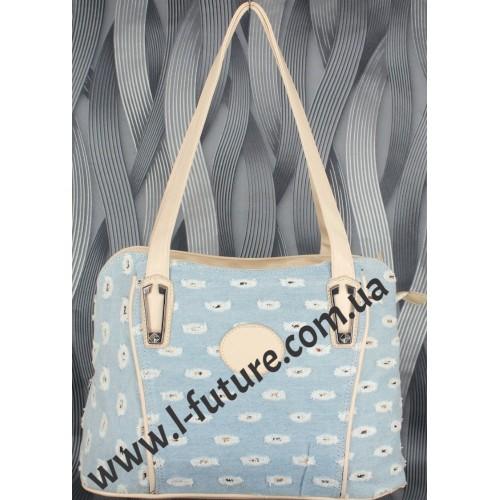 Женская сумка Арт. 19697 Цвет Светлый Беж