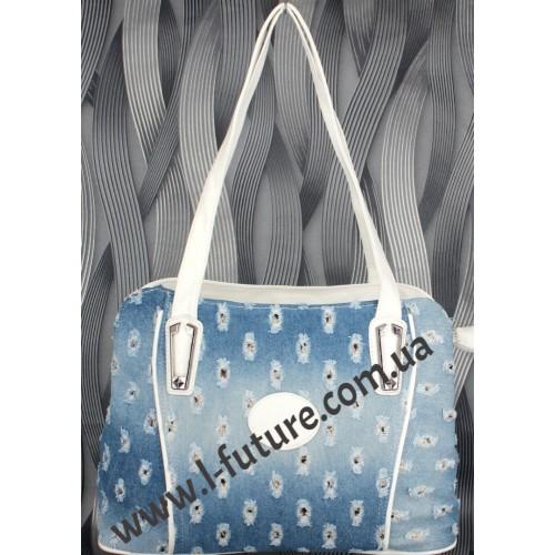Женская сумка Арт. 19697 Цвет Белый