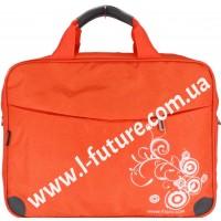 Сумка Для Ноутбука Арт.01 Цвет Оранжевый