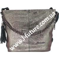 Женская сумка 838-4 Цвет Бронза