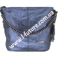 Женская сумка 838-4 Цвет Синий