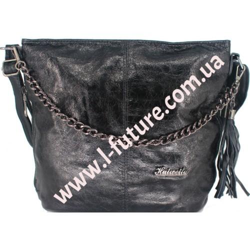 Женская сумка 838-4 Цвет Чёрный