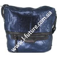 Женская Сумка 841-5 Цвет Синий