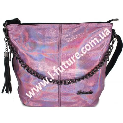 Женская Сумка 838-3 Цвет Розовый
