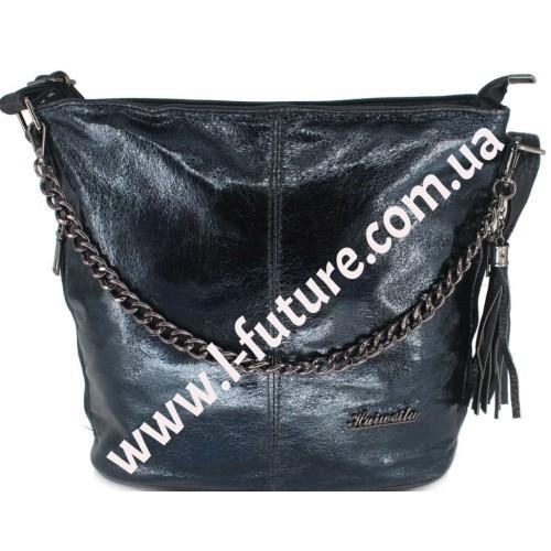 Женская Сумка 838-3 Цвет Чёрный