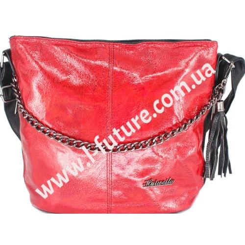Женская Сумка 838-3 Цвет Красный