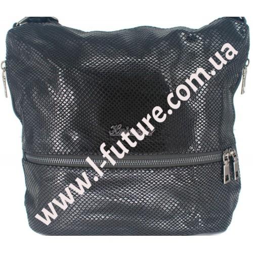 Женская сумка Лазерка Арт. 909 Цвет Чёрный