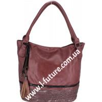 Женская сумка Арт. F-925 Цвет Терракот