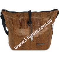 Женская сумка Лазерка Арт. 838 Цвет Хаки