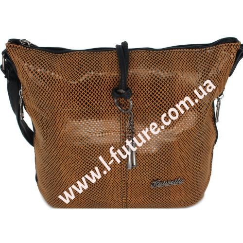 Женская сумка Лазерка Арт. 838 Цвет Хаки ID-512