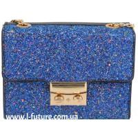 Клатч Арт. 801 Цвет Синий