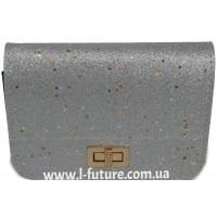 Клатч Арт.094 Цвет Серебро