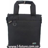 Мужская сумка Арт. 86-2 Цвет Чёрный