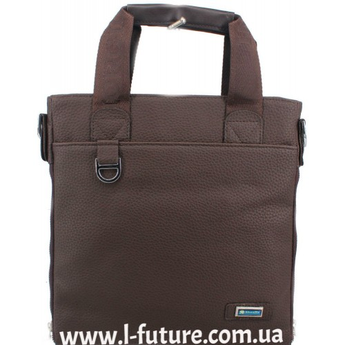 Мужская сумка Арт. 86-2 Цвет Коричневый ID-688
