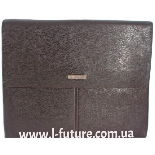 Мужская сумка арт.201328-3 Цвет Коричневый ID-403