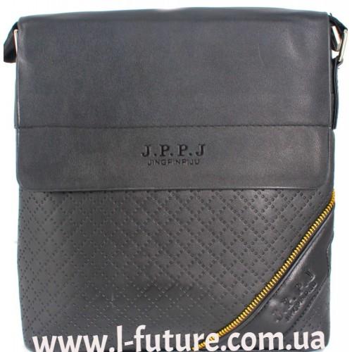 Мужская сумка Арт. 11 Цвет Чёрный ID-683