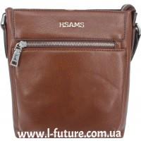 Мужская сумка Арт. 6815-2 Цвет Коричневый